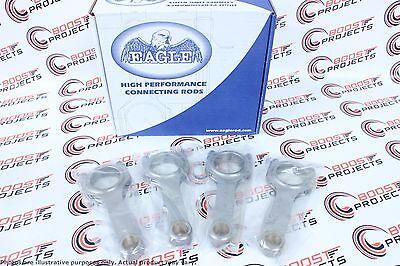 Eagle Connecting Rods Honda B18 B18A B18B B20 B Series All Motor  CRS5862A3D