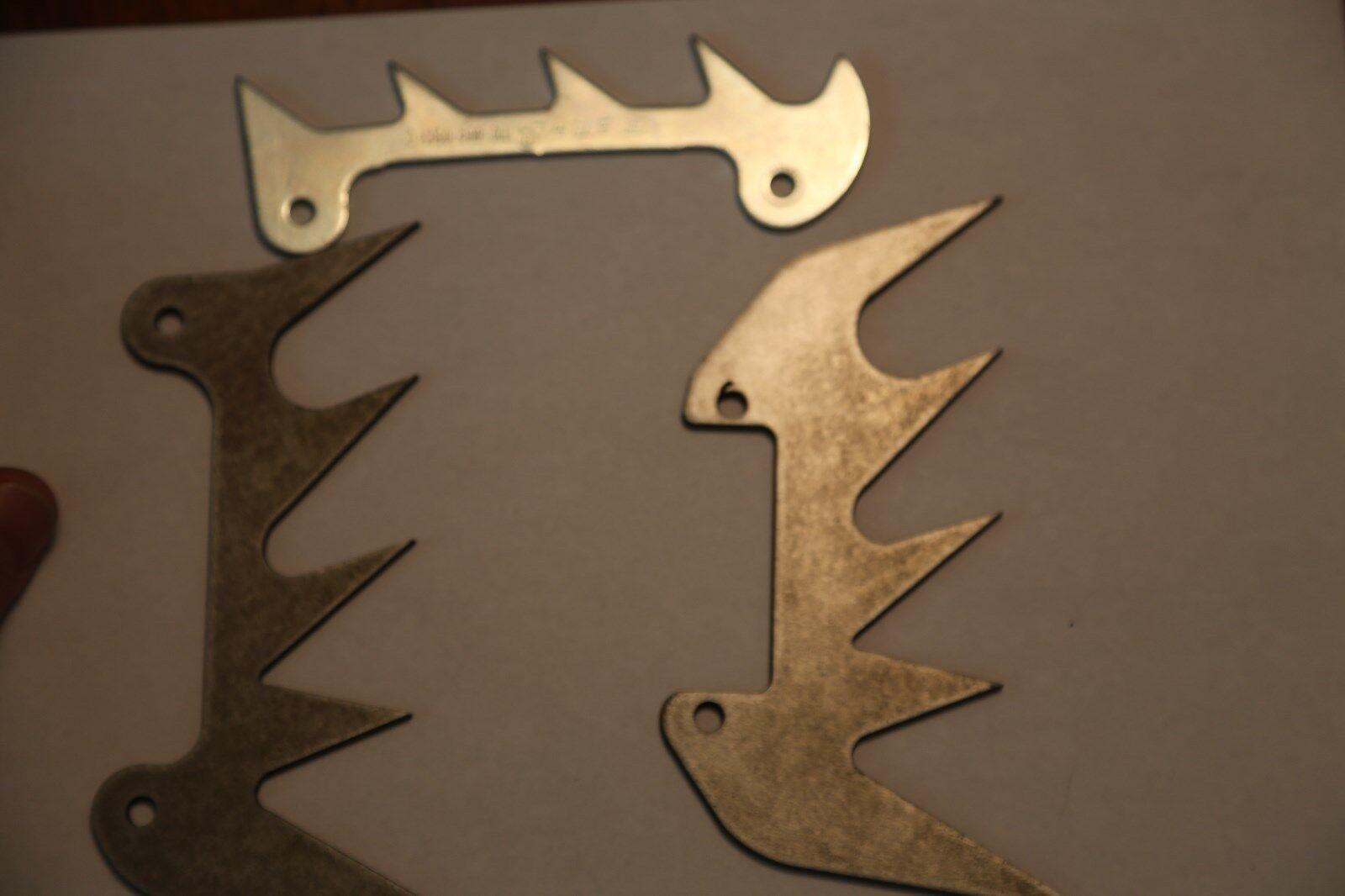 PILTZ Chainsaw TWIN Felling Dog SET Stihl MS260 thru MS391 Improved 10-10-16