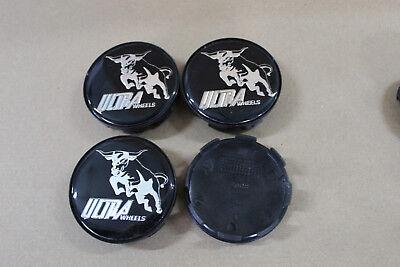 4x Ultra Wheels Nabenkappe Felgendeckel Nabendeckel UA3 UA4 008 74 / 70 mm, gebraucht gebraucht kaufen  Dudenhofen