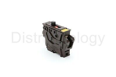 Wadsworth 20 Amp Plug In 1 Pole Circuit Breaker Plastic Tabs Large Style