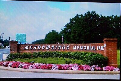 4 Cementry Plots at Meadowridge, Howard County Maryland