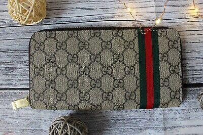 Gucci Unisex Zip Around Wallet