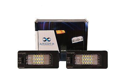 Premium LED Kennzeichenbeleuchtung BMW 2er 3er 4er 5er X5 X6 109