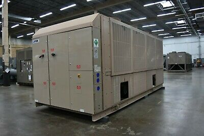 Used York 150 Ton Air-cooled Ycas Chiller Sku 2183