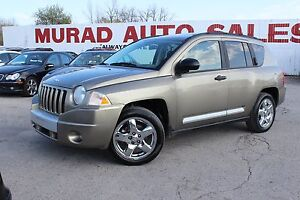 2007 Jeep Compass !! LEATHER !!