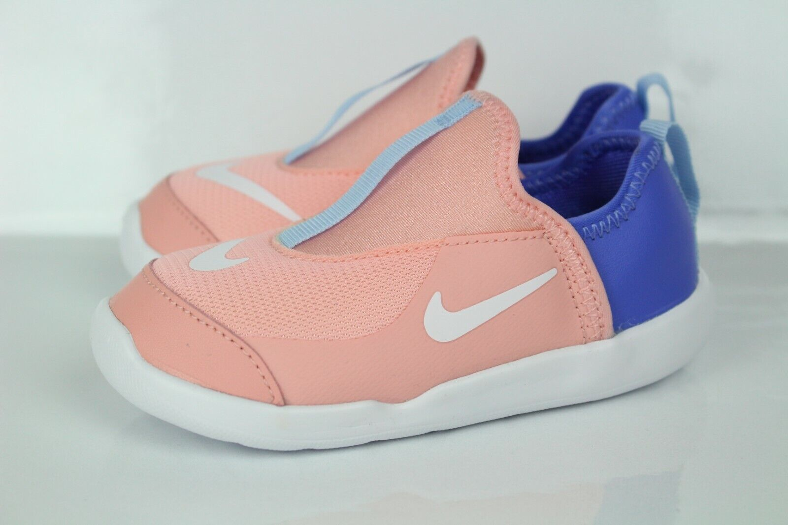 toddler lil swoosh sneakers size 8c