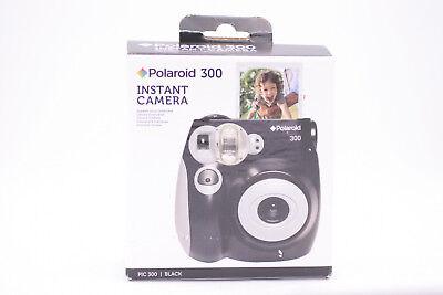 Polaroid PIC-300 Instant Film Kamera - Schwarz (Kein Film) (Kamera Polaroid 300)