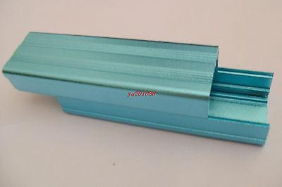 2pcs Brand New DIY Aluminum Project Box Enclosure Case Electronic 80x24x25mm