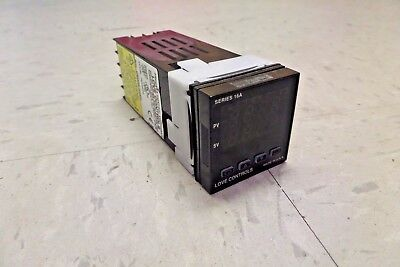 Love Controls Temperature Control Model 16a2020 Series 16a Used