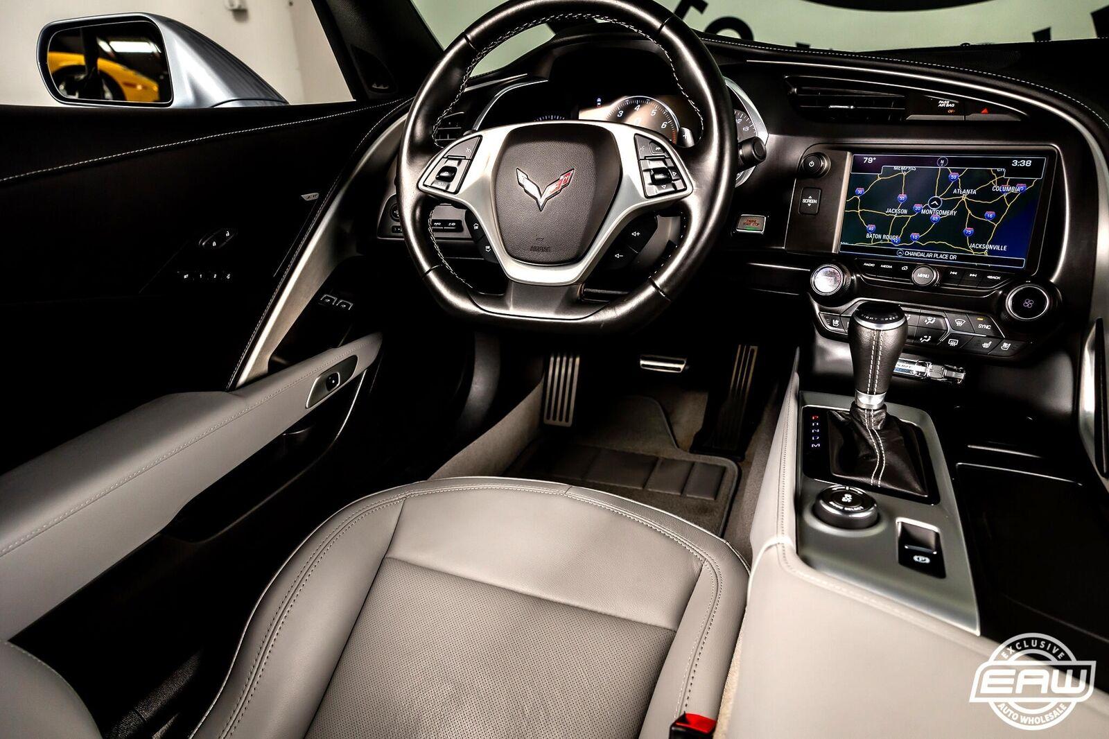 2017 Silver Chevrolet Corvette Grand Sport 2LT | C7 Corvette Photo 7
