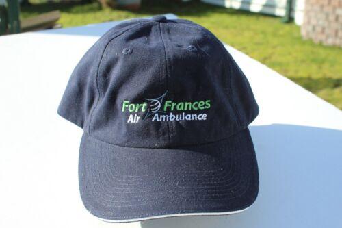 Ball Cap Hat - Fort Frances Air Ambulance  (H1765)