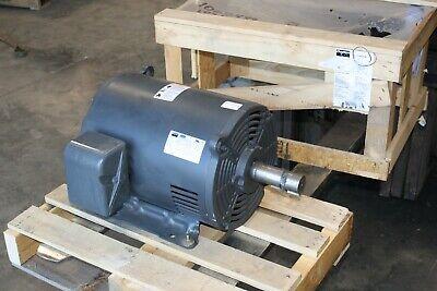 New Dayton 15 Hp 1775 Rpm Electric Motor 2546t 208-230460v Odp