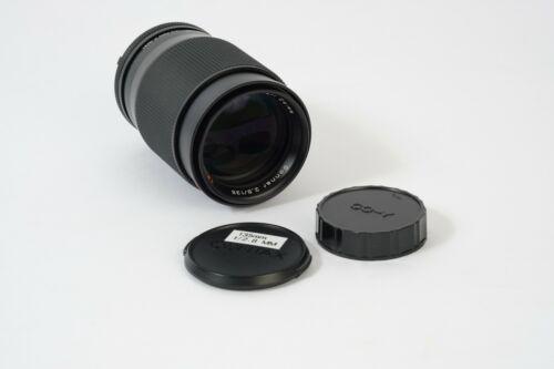 Contax Carl Zeiss Sonnar 135mm f/2.8 T* MF Lens MMJ C/Y Mint! Yashica
