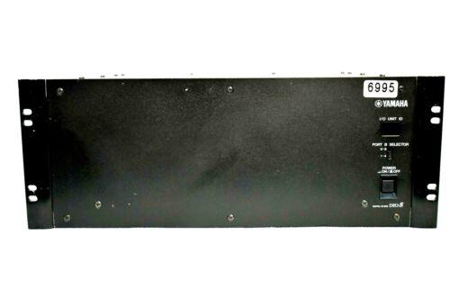 YAMAHA DIO 8 DIGITAL IO BOX W/POWER CABLE #6995 (ONE)