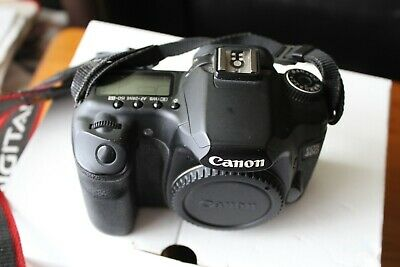 ** CANON 40D DIGITAL SLR, 10 MP, BODY ONLY, LOW USAGE **