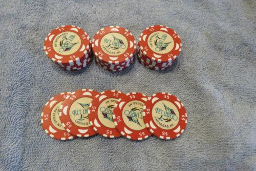 Key Largo $5 Chips