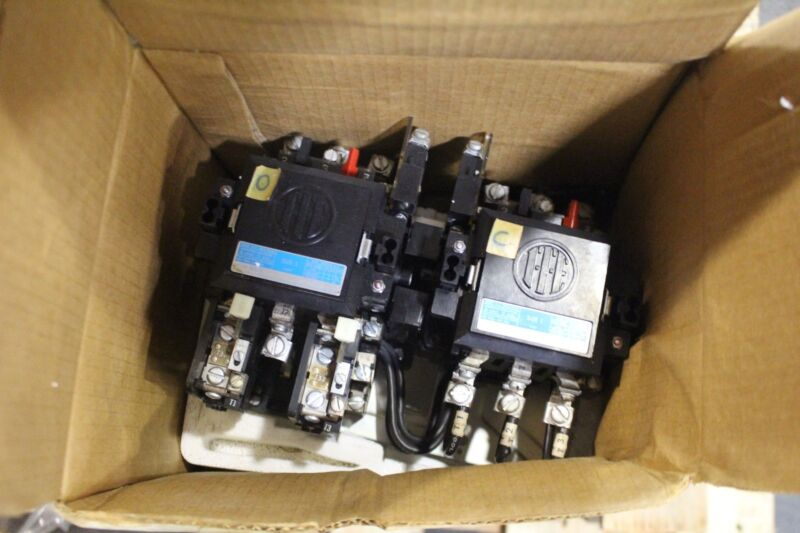 ITE A203C size 1 motor control starter