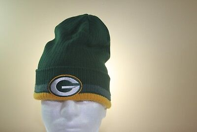 Used, GREEN BAY PACKERS Original Onfield Reebok sideline Football Stocking Cap for sale  Shipping to Canada