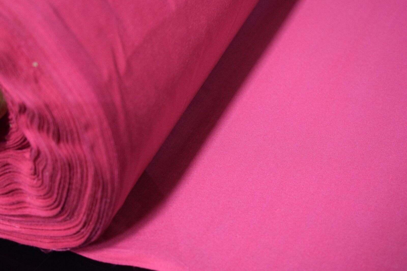 Quilt Fabric Fuchsia Pink Apparel Upholstery Solid Color Cra