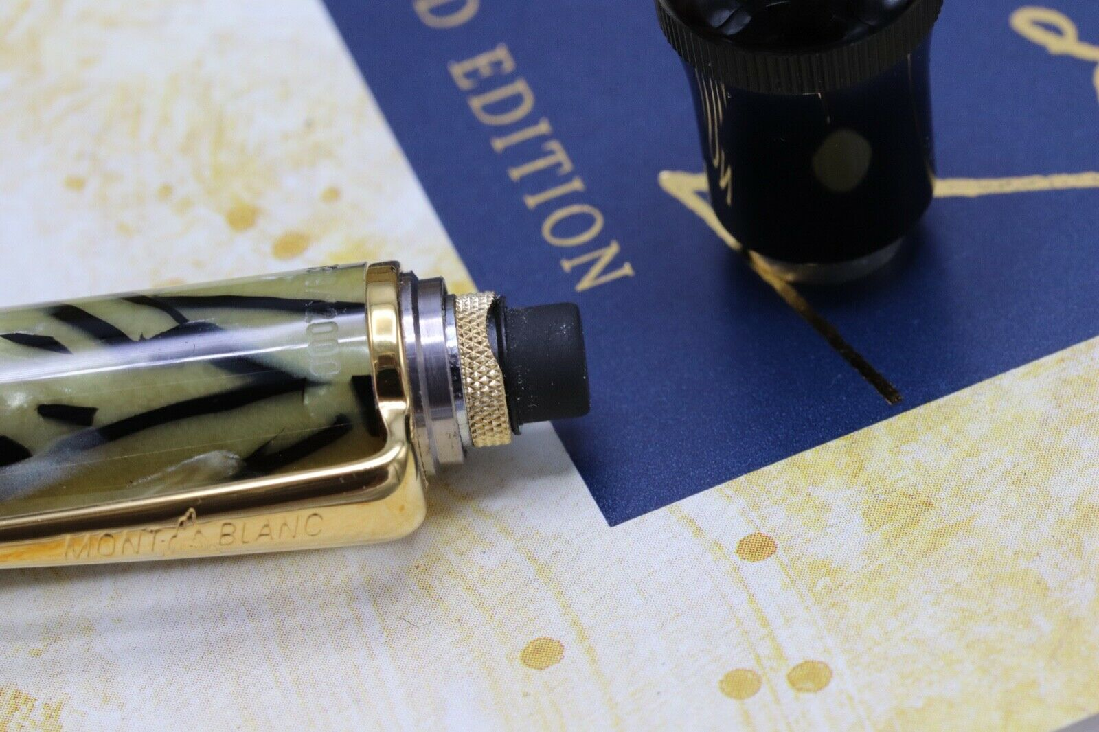Montblanc Oscar Wilde Writers Limited Edition Mechanical Pencil 6