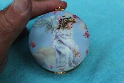 Ardleigh Elliott Thuresday Child The Precious Child Heirloom Porcelain Music Box