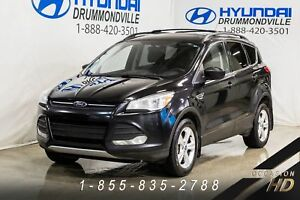 Ford Escape SE + AWD + ECOBOOST + MAGS + SIÈGES CHAUFFANTS + WOW