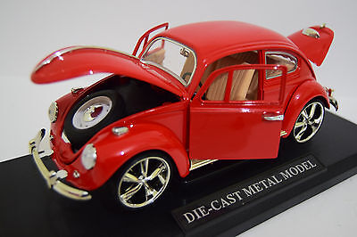 Diecast Car Radio Remote Control (OFFICIAL DIECAST VW BEELE VOLKSWAGEN RADIO REMOTE CONTROL CAR CLASSIC RC )