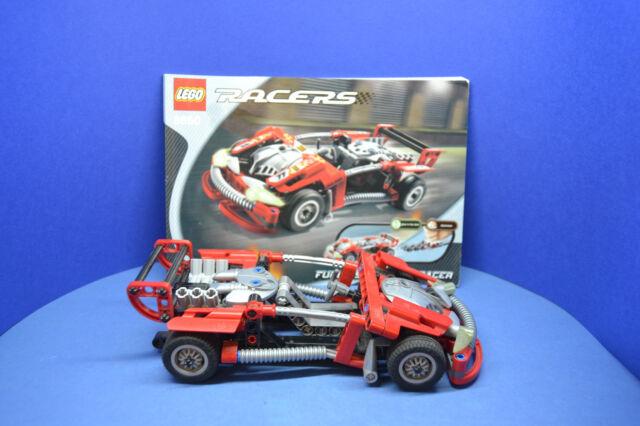LEGO Racers Furious Slammer Racer 8650 mit Bauanleitung wie abgebildet | as show