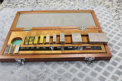 Mitutoyo Gage Block Set Be1-9-3