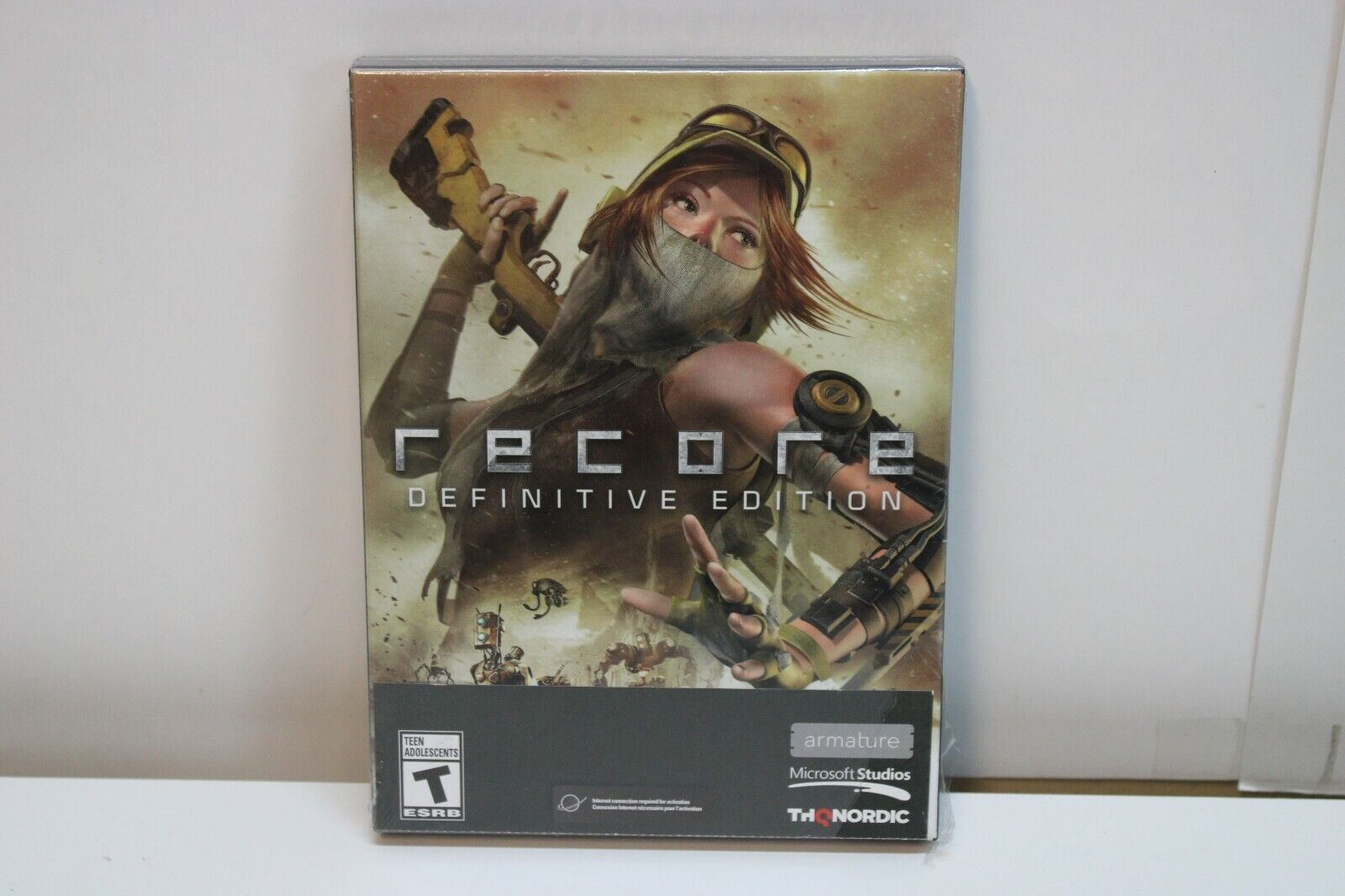 Computer Games - Recore Definitive Edition PC DVD-ROM Computer Game