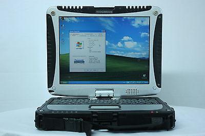 Best Panasonic Toughbook Cf 19 Mk1 Touchscreen 2Gb 80Gb Windows Xp Tablet