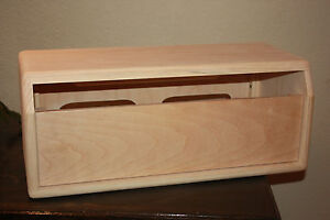 rawcabs-Pine-unfinished-head-for-black-face-fender-bassman-chassis-project