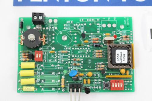 DOORKING LOOP DETECTOR 9406-010 door king single-channel control board gate