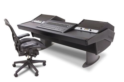 Argosy G22 Desk For Avid S3 | G22-s3-rr9-b-b-g