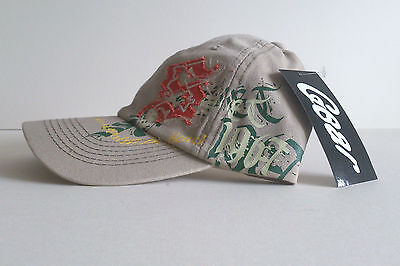 Unisex Men Women Beige Baseball Hat Face Cap Adjustable to Size 58 cm by GEAR