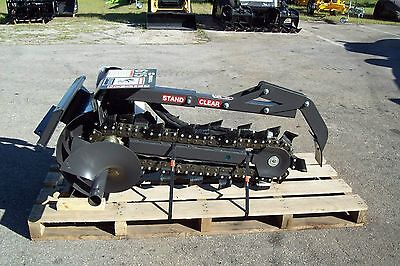 Ditch Witch Loader 30 Trencher By Bradcodig 30 X 6 2 Year Warranty