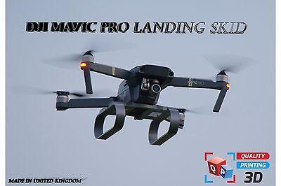 DJI MAVIC PRO Landing Skid Legs Riser Drone high quality - ORYGINAL !!! BLACK