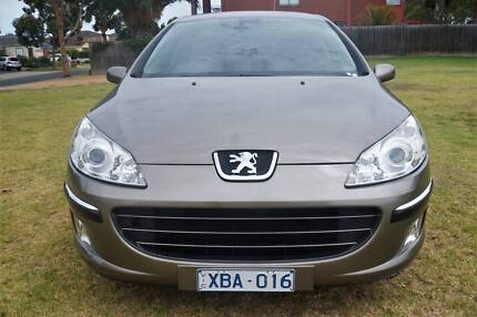 2009 Automatic Peugeot 407