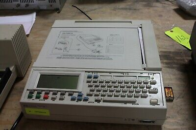 Hp M1770a Sanborn Series 200i Pagewriter Electrocardiograph