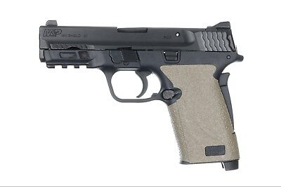 Used, Talon Grips Smith & Wesson M&P 380 Shield EZ Moss Color Rubber Texture 730M for sale  Steamboat Springs
