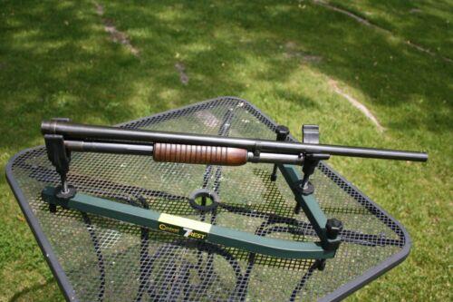 "Winchester Model 12 Pump 12 Ga 30"" Complete Barrel Assembly FULL Nickel Steel"