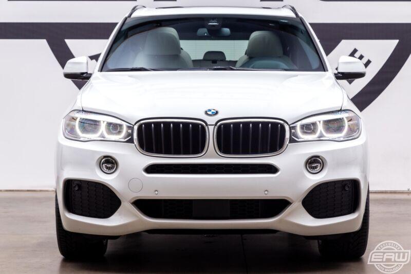 Image 17 Voiture Européenne d'occasion BMW X5 2018