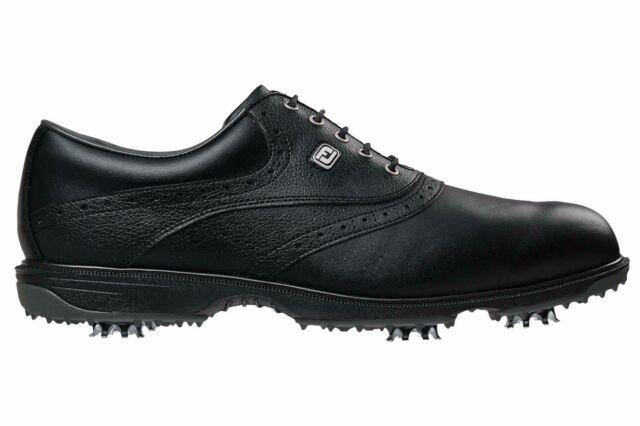 Footjoy Mens Hydrolite Golf Shoes 50046 / Black / Only £49.99