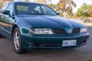 2002 Mitsubishi Magna Advance TJ Auto MY02 Hackett North Canberra Preview