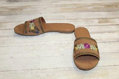 **Indigo Rd. Colten Slide Sandal - Women's Size 10 M, Brown