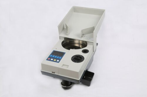 Ribao Technology USA CS-10 High Speed Coin Counter & Sorter