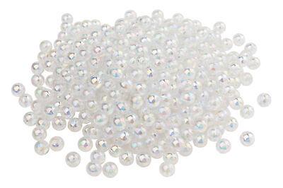 Perlen Klar-Irisierend 250g VBS Großhandelspackung Schmuck Ketten - Perlenketten Großhandel