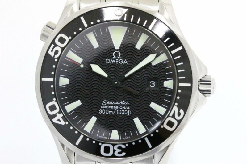 omega seamaster professional quartz ebay On omega seamaster professional