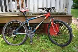 gary fisher mountain bike