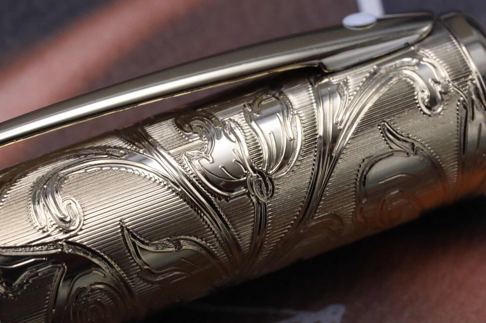 W.A Sheaffer Commemorative LE Lever Fill Fountain Pen - Fully Serviced July 21 5